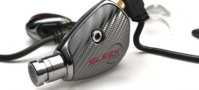 Sleek Audio SA7 Wireless Hybrid In-Ear Earphones