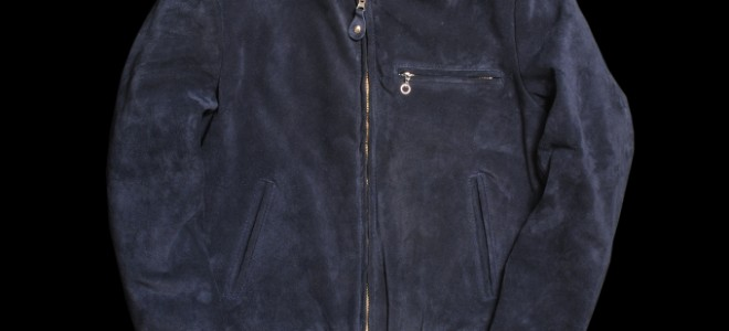 Perfecto Brand By Schott N.Y.C. Suede Club Jacket