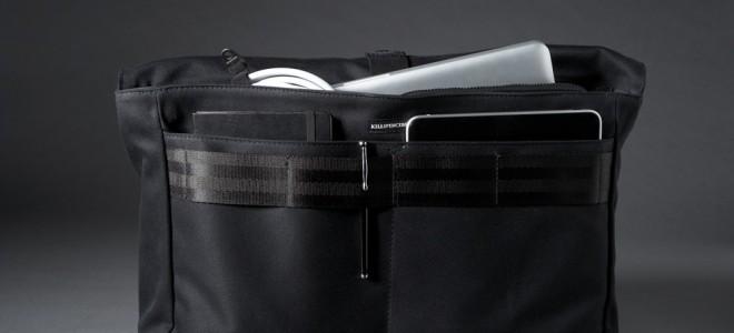 KILLSPENCER Trackbike Messenger Bag