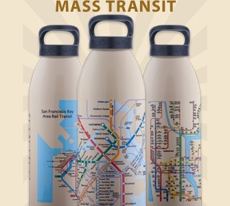 Liberty Bottleworks – Mass Transit Collection