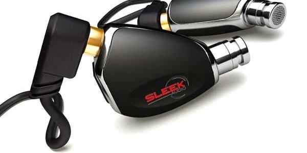 Sleek Audio SA6-R Wireless Hybrid In-Ear Earphones