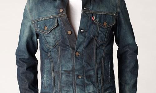 Levi's® Slim Fit Trucker Jacket – Magnetic