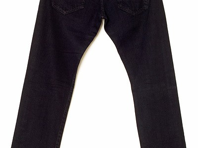 The Reed In Black Out – Baldwin Denim