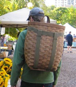 Duluth Pack Basket