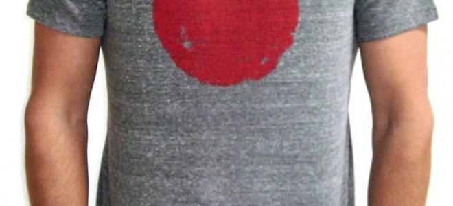 Jedidiah x FEED Help Heal Japan Tri-Blend Heather T-Shirt