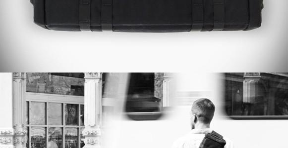 Blackstone Bags – Urban Quiver Camera Bag