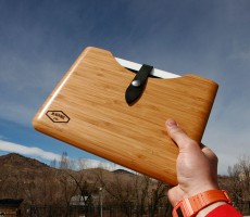 Blackbox iPad 2 Case – Bamboo