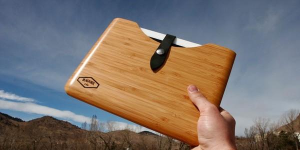 Blackbox iPad 2 Case – Bamboo