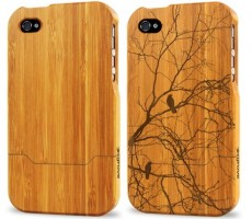 Grove iPhone 4S Bamboo Case