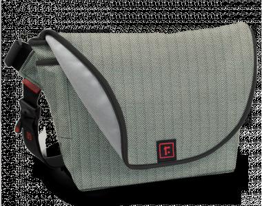 Rickshaw Bagworks – Messenger Bag for iPad 2