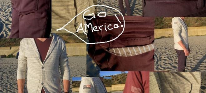 Go AMerica! – The Alex Maine Collection