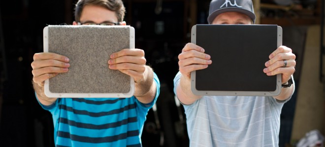 BOWDEN + SHEFFIELD Minimalist iPad Cases