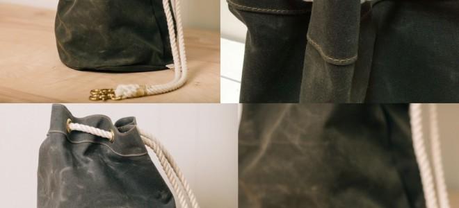 Black Anchor Workshop – Ditty Bag