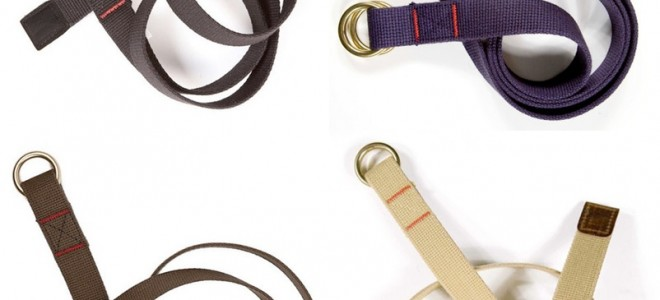 Archival Clothing – Web Belt
