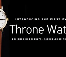 Brooklyn's Throne Watches