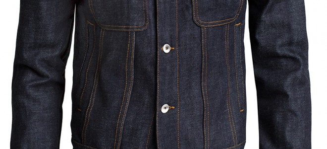 Baldwin Denim – The Aaron in Raw Selvage Denim